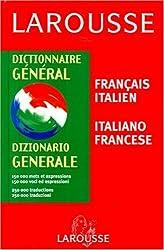 Dictionnaire Général : Italien/français, français/italien