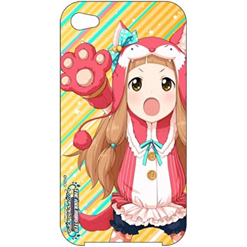 kawaii make my day idol master Idol Master Cinderella Girls Ichihara Jin Nana iPhone Cover for iPhone4/4S (japan import)