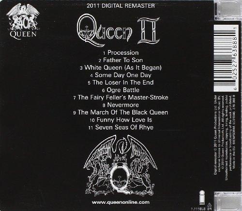 Queen II - Remasterisé 2011