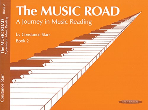 The Music Road, Bk 2: A Journey in Music Reading (Suzuki Piano Reference) por Constance Starr