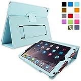 TheSnugg B00OONOYK69,7 Zoll Tablet-Hülle mit Standfunktion, Schutzhülle (Apple, iPad Air 2, 24,6cm (9,7 Zoll), 241g, blau)