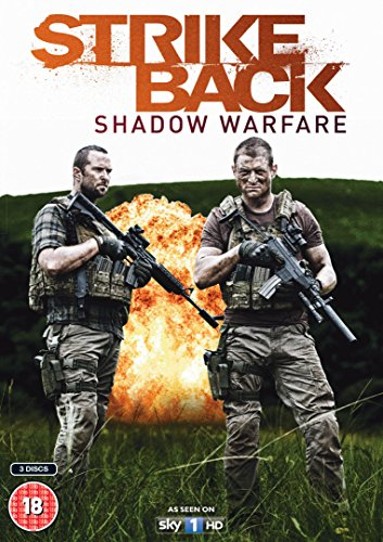 Strike Back: Shadow Warfare [Edizione: Regno Unito]