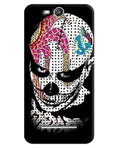 FurnishFantasy 3D Printed Designer Back Case Cover for Micromax Canvas Juice 3,Micromax Canvas Juice 3 Q392
