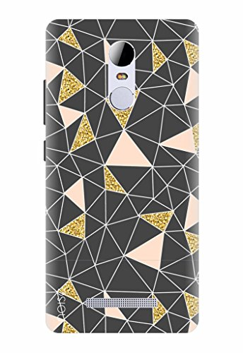 Noise Designer Printed Case / Cover for Xiaomi Redmi Note 3 / Patterns & Ethnic / Prismatic Triangles
