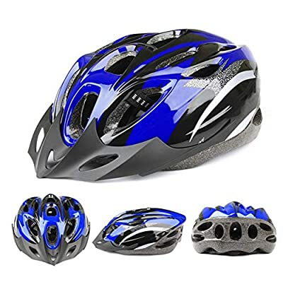 chenyu Bike Cycle Helmet Ultralight Unisex Bicycle Helmet with Safety Adjustable Strap Road/Mountain For Men Women Bicycle Helmets from chenyu