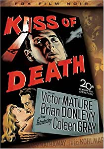 Kiss of Death [Import USA Zone 1]