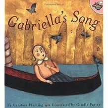Gabriella's Song (Aladdin Picture Books)