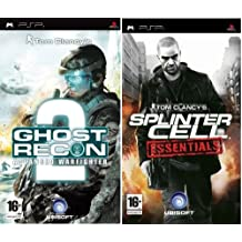 ACTION PACK (TOM CLANCY'S SPLINTER CELL ESSENTIALS / TOM CLANCY'S GHOST RECON ADVANCED WARFIGHTER 2) PSP