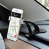 Topfit Support de téléphone Portable pour Tableau de Bord avec Grille d'aération réglable à 360 degrés Compatible iPhone X/8/8Plus, etc. pour Tesla Model 3