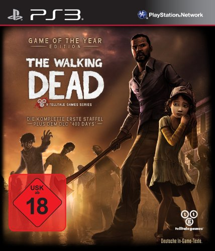 "Telltale Games - Gioco PS3 ""The Walking Dead"" (edizione ""Game of the Year"")"