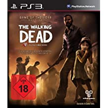 The Walking Dead: A Telltale Games Series (Game of the Year Edition) - [PlayStation 3]