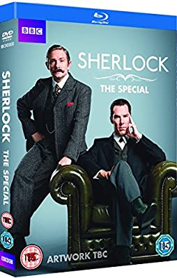 Sherlock - The 2015 Special [Blu-ray]