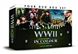 WWII IN COLOUR 4 DVD Gift Set
