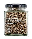 Pimienta Blanca de Kampot Premium en grano - 120g - Nueva Cosecha 06/2018