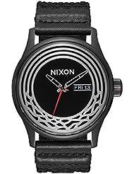 Nixon Herren-Armbanduhr Sentry Star Wars Analog Quarz Nylon A1067SW2444-00