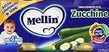 Mellin - Omogenizzato, Zucchine - 160 g