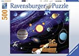 Ravensburger–Puzle Sistema Solar–500Piezas, 14775