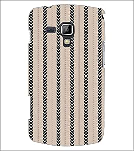 PrintDhaba Pattern D-5196 Back Case Cover for SAMSUNG GALAXY S DUOS 2 S7582 (Multi-Coloured)