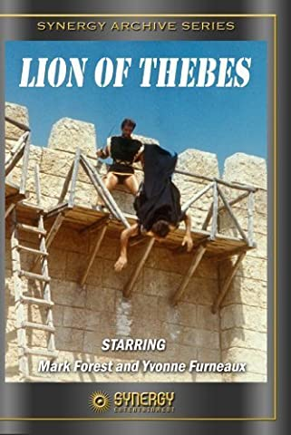 Lion Of Thebes (1964) by Mark Forest