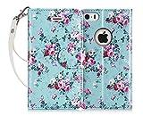 FYY Coque iPhone Se, Coque iPhone 5S, Coque iPhone 5, [Séries Haut de Gamme] Étui...