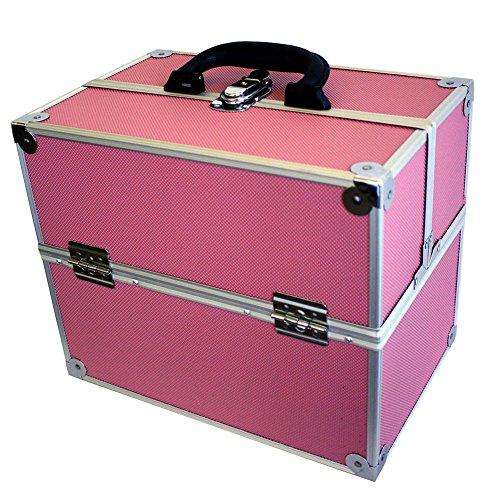 Kosmetikkoffer Schminkkoffer Beauty Case Multikoffer Koffer