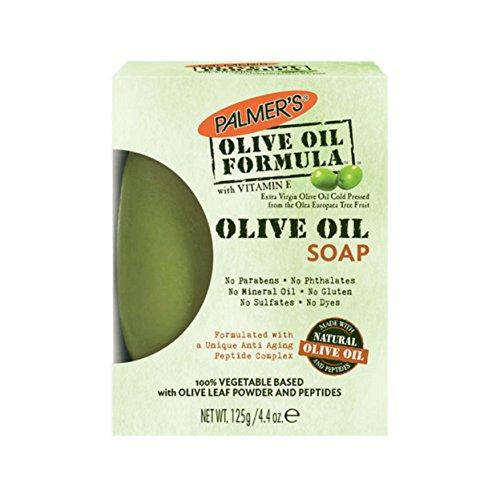 Palmers Savon traitant au beurre d'olive 130 ml enrichi à la vitamine E