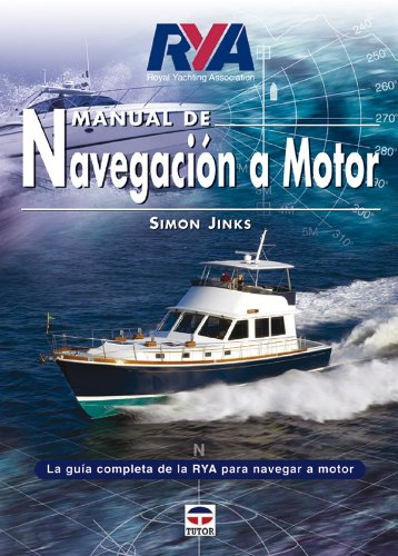 Manual de Navegacion a Motor por Simon Jinks