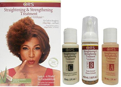 Organic Root Stimulator Lock (Organic Root Stimulator HAIRepair Straightening & Strengthening Treatment)