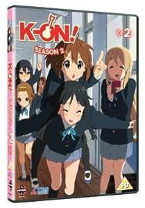 K-On! Season 2 Part 2 (Episodes 14-27) [DVD]