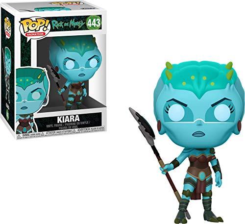 Pop! Rick & Morty - Figura de Vinilo Kiara