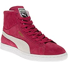 Puma Suede Mid Damen Sneaker Pink