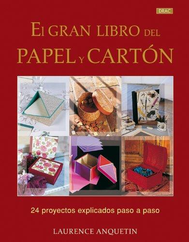 Portada de El gran libro del papel y cartón