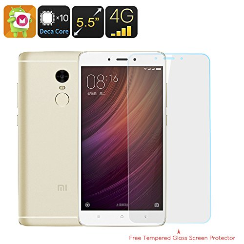 Xiaomi-Redmi-Note-4-16GB-Smartphone-Deca-Core-CPU-Android-60-2GB-RAM-16GB-Memory-Dual-SIM-4G-Fingerprint-Scanner-Gold