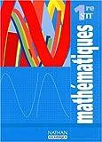 Image de Mathématiques, 1re STT. Livre de l'élève