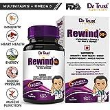 Best Vitamin For Men - Dr Trust (USA) Rewind 5G plus Multivitamin + Review