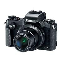 كاميرا كانون باور شوت، 24.2 ميجابكسل، كاميرا مدمجة، اسود - G1 X Mark III