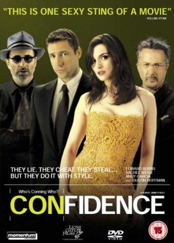 Confidence [UK Import]