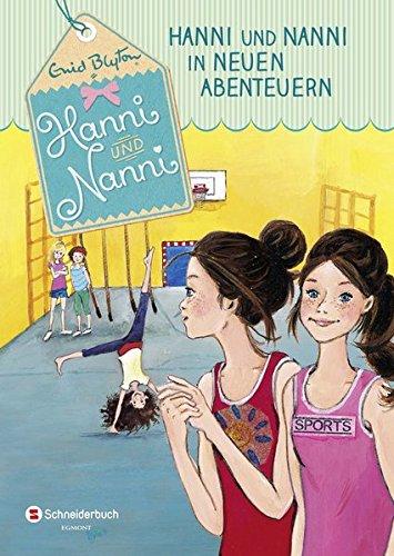 Preisvergleich Produktbild Hanni und Nanni, Band 03: Hanni und Nanni in neuen Abenteuern