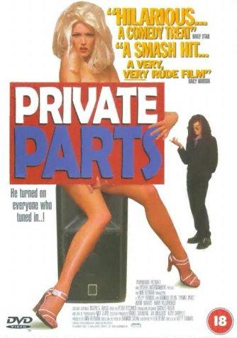 Private Parts [DVD] [1997]