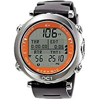 Oceanic OC1 Diving Wrist Computer - No Transmitter - Orange