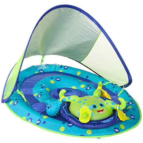 Swimways Baby Spring Float Activity Center with...