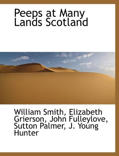 Peeps at Many Lands Scotland