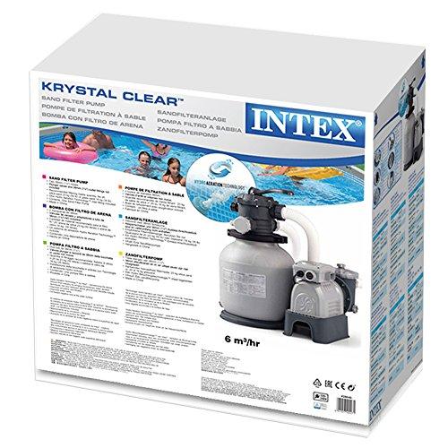 Sandfilterpumpe – Intex – 12-28646 - 3