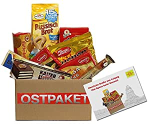 Ostpaket Keks – Süßwaren – Spezialitäten