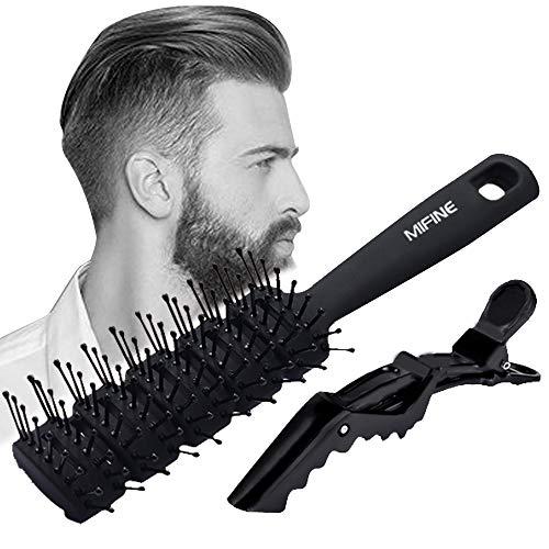 Mifine Cepillo Pelo Profesional Hombre - Cepillos