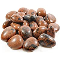 Mahogany Obsidian Tumblestones XXL 40-50 mm 500 grams Offer by Gifts and Guidance preisvergleich bei billige-tabletten.eu