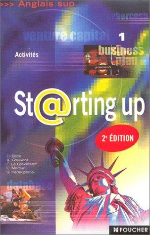 Starting Up (coffret 4 cassettes), BTS : Anglais