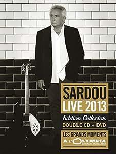 M.SARDOU-...MOMENTS LIVE 2CD+