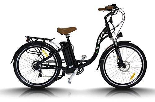 egarbike Bicicleta eléctrica P-CITY CAMBIO NEXUS 7 SP Lifepo4 36V 10ah Paseo 26
