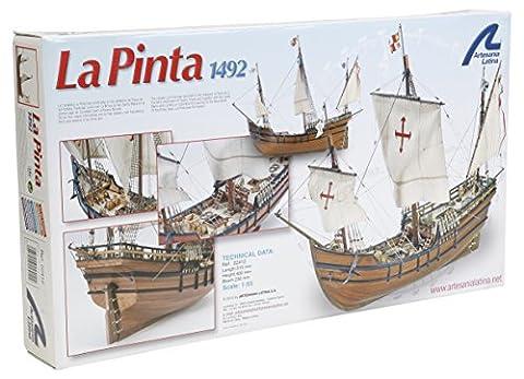 Artesania Latina 22412–1/60la Pinta, eau les véhicules